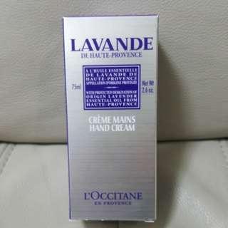 Loccitane Lavender Hand Cream