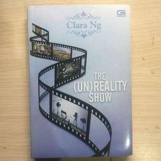 "Novel ""THE (UN)REALITY SHOW) by  Clara Ng"
