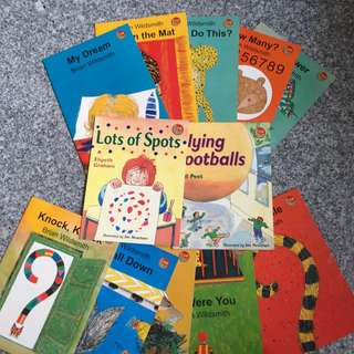 12 Children Books