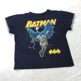 (5-6Y) Batman tee