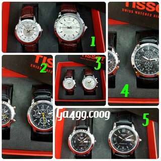 Ga499.c009 COUPLE'S LIMITED EDITION WATCH