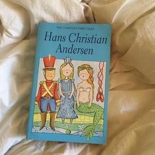 Hans Christian Andersen book