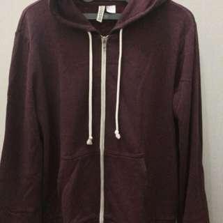 HnM hoodie jacket