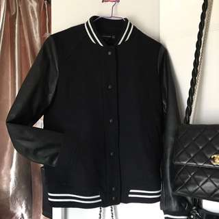Zara baseball jacket 棒球褸