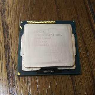 Intel Core i5-3570K cpu + cooler