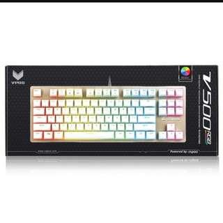 Rapoo v500 RGB backlight keyboard