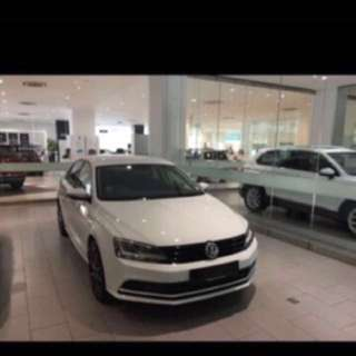 Car Rental Volkswagen Jetta 8mths old