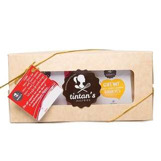 Tintan's Assorted Cookie Gift Box