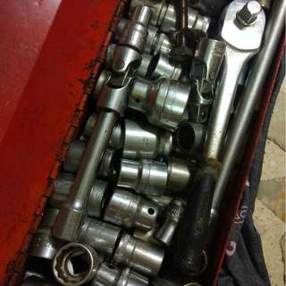 2nd hand Socket wrench & Ratchet ( Germany / Spain / USA / Japan brands)