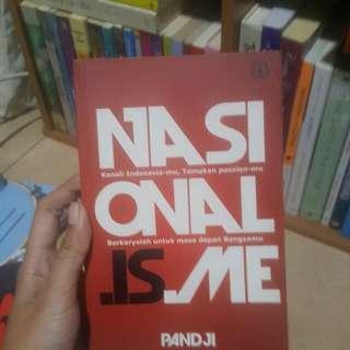 Nasional.is.me by Pandji