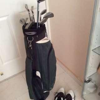 Set of Callaway ladies Golf clubs (13 pc)