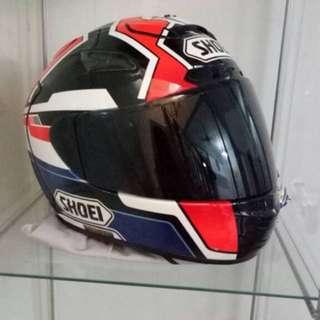 Shoei X12 Marc Marquez