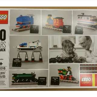Lego 4002016 ~ 50 years on track