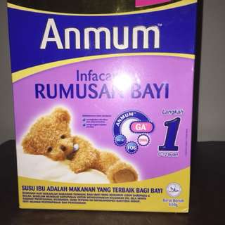 Anmum Milk brand new