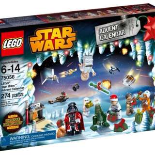 Lego 75056 Advent Calendar 2014