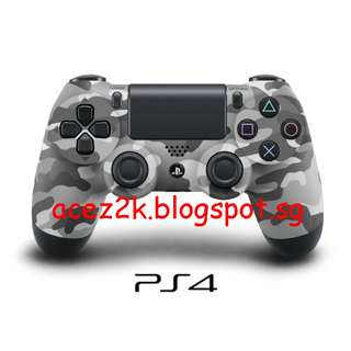 PS4 Original Sony Dualshock 4 Wireless Controller (Refurbished)