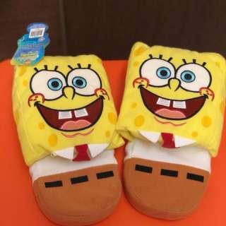 Dream World SpongeBob SquarePants Slippers