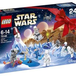 Lego 75146 Advent Calendar 2016