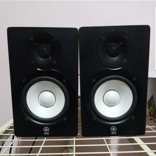 Pair of Yamaha Monitor Speakers HS50M