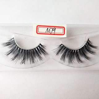 Mink lashes -luxurious series