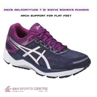 2b53be078e0 Asics Gel Fortitude 7 (D Wide Width) Women s Running T5G8N-4993