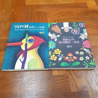 Chinese Story Books/Novels/小说