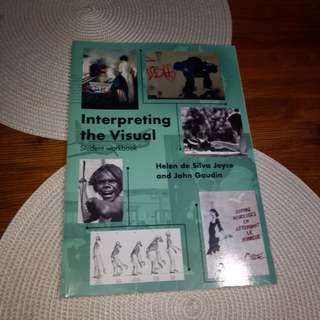 Interpreting the Visual text book