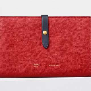 Celine Strap Large Wallet