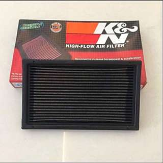 K&N Hi Flow Air Filter