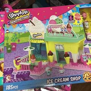 Shopkins Ice Cream Shop