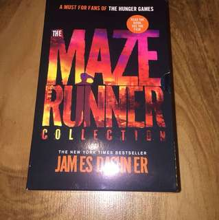 Maze Runner Full Collection