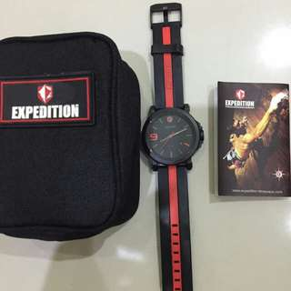 Jam Tangan Pria - Expedition
