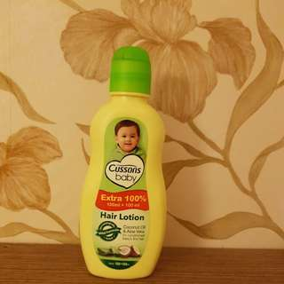 Cussons Hair Lotion