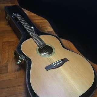 Seagull Coastline S6 Cedar Acoustic guitar