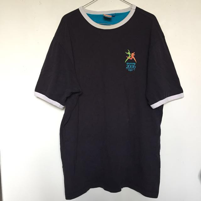 2006 Melbourne Commonwealth Games Navy T-shirt size XXL. Still in good condition and comfy