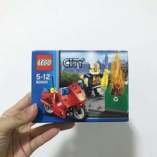 Lego City Toy