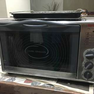 Used Tefal convection oven
