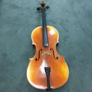 1/4 student cello