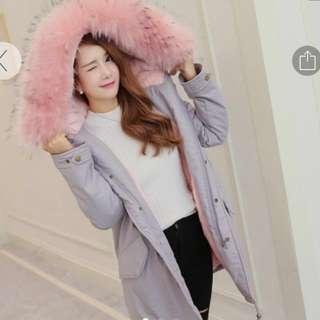 Winter jacket / trench coat