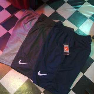 Celana pendek bahan kaos 3 pcs