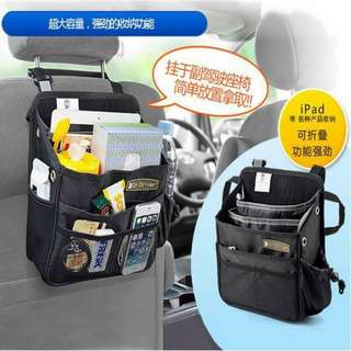 Car Backseat Organizer Auto Litter Bag