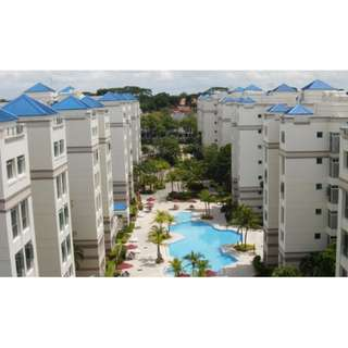 [For Rent] Studio Apartment @ Avila Gardens with Landscape (for couple or single person)