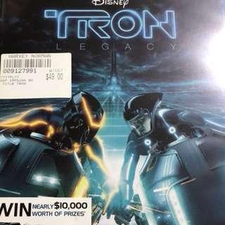 Blu Ray Movie - Tron Legacy (BRAND NEW)
