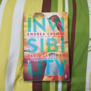 Invisibility Novel