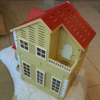 Wanpaku Heights Hamster House Hamster Cage