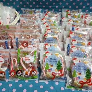 枴杖糖+聖誕Q皮軟糖 聖誕節糖果