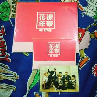 Bts hyyh live on stage 2015 merch