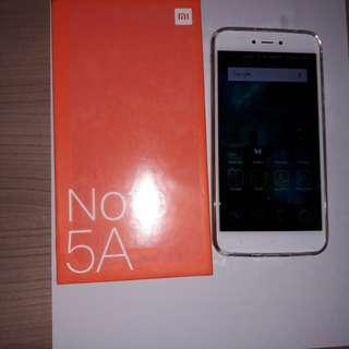 Almost Brand New Xiaomi Redmi Note 5A selling cheap!!!
