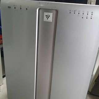 (搬屋大減價) Sharp 離子簇 空氣清新機 FU-P60S-A Air purifier