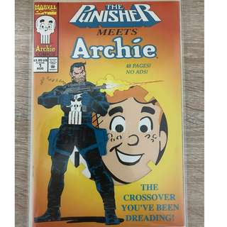 PUNISHER MEETS ARCHIE #1 (MARVEL COMICS)